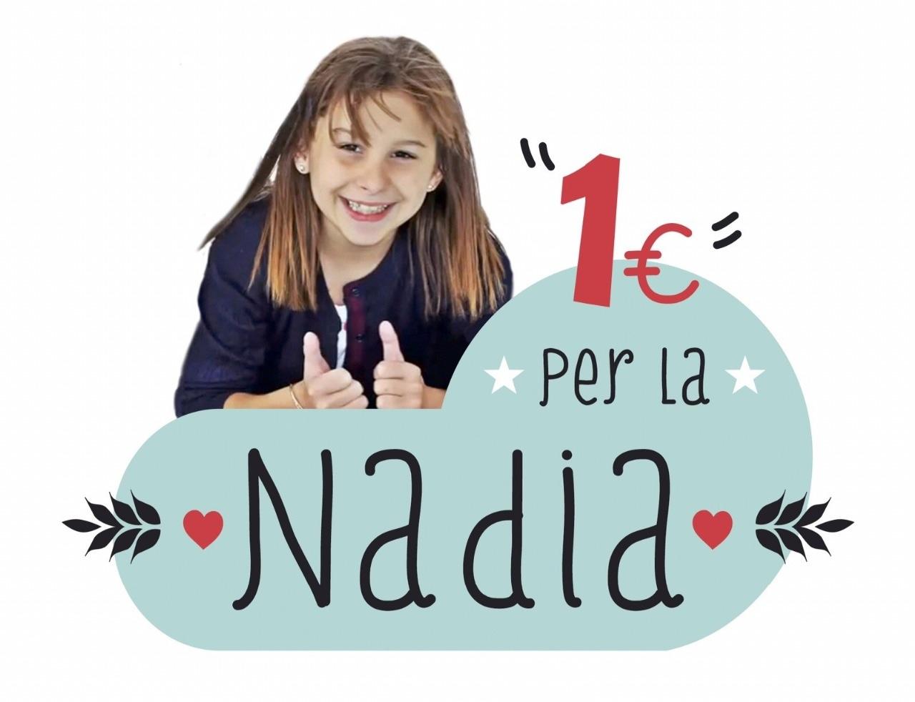 1 € per la Nadia