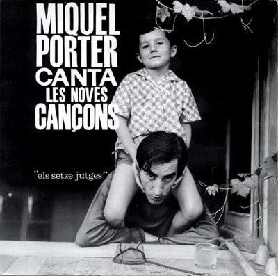 Miquel Porter i Moix amb el seu fill Jordi